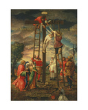 The Descent from the Cross Giclee Print by Hans Muelich Or Mielich