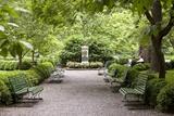 Gramercy Park Historic District, New York Photographic Print