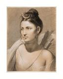 Diana Giclee Print by Joseph Ducq