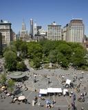 Union Square Park Photographic Print