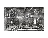 The Schoolroom, 1526 Giclee Print by Dirk Jacobsz Vellert