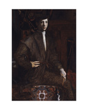 Portrait of a Young Man Giclee Print by Giovanni Battista Rosso Fiorentino