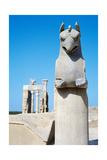 Persian Art. Achaemenid Period. Persepolis. Griffin Giclee Print