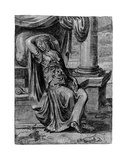 Allegory of Sloth Giclee Print by Frans Floris
