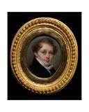 Portrait of Franciscus Joseph Kinsoen Giclee Print by Johannes Baptista van Acker