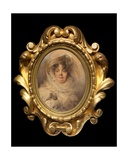 Portrait of Mrs Scipion Corvisart Giclee Print by Johannes Baptista van Acker