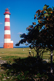 Morant Point Lighthouse, Jamaica Photographic Print
