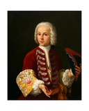Young Knight of the Order of St. John, C.1730 Giclee Print by Antonio David