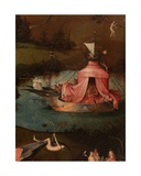 Detail of the Central Panel of the Last Judgement Giclee Print by Hieronymus Bosch