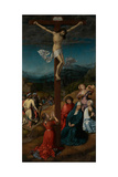 The Crucifixion Giclee Print by Taborda Vlame Frey Carlos
