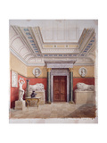 The Sculpture Gallery, North End, C.1870 Giclee Print by John Dibblee Crace
