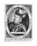 Henry Stuart, Lord Darnley Giclee Print by Renold Elstrack