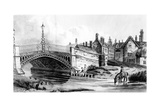 Newport Pagnell, Bucks, 1819 Giclee Print by John Hassell
