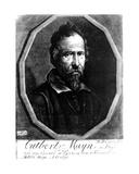 St. Cuthbert Mayn Giclee Print by Daniel Fournier