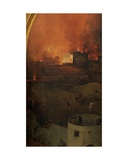 Detail of the Right Panel of the Last Judgement Giclee Print by Hieronymus Bosch
