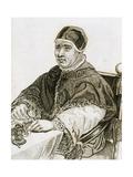 Leo X (1475-1521) Giclee Print