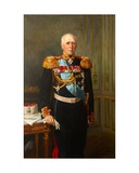 Count Pavel Schuvaloff, Governor of Warsaw, 1897 Giclee Print by Albert Edelfelt