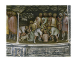 Joseph Is Sold to Merchants by His Brothers, from Stories of Jacob Giclee Print by Giusto Di Giovanni De' Menabuoi