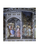 Adoration of the Magi from Stories of Christ Giclee Print by Giusto Di Giovanni De' Menabuoi