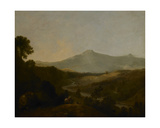 The Valley of the Mawddach, C.1770 Giclee Print by Richard Wilson