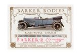 Barker Bodies Giclee Print