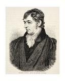 Richard Porson Giclee Print by Thomas Kirkby