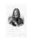 James Stuart, the Chevalier De S. George, Print Made by S. Freeman, C.1845 Giclee Print by Sir Godfrey Kneller
