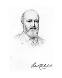 Sir Robert Herbert, 1897 Giclee Print by Henry Tanworth Wells