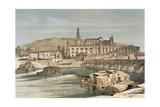 Spain. Cordoba. Roman Bridge. 1837 Giclee Print