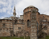 The Church of the Holy Saviour in Chora, Istanbul, Turkey Photographic Print