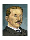 Thomas Bailey Aldrich (1836-1907) Giclee Print