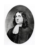 Sir William Penn Giclee Print by Francis Place