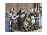 Martin Luther (1483-1546) Giclee Print
