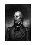 Sir John Stuart, Engraved by Anthony Cardon, 1806 Giclee Print by William Wood