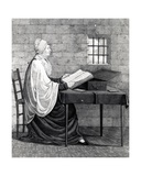 In Prison and Ye Came Unto Me, 1820 Giclee Print by Richard Dighton