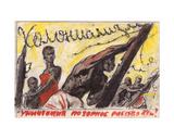 Colonialism, C.1960s Giclee Print by Vadim Petrovich Volikov