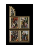 The Life of Christ and the Virgin, 1580 Giclee Print by Frans The Elder Francken
