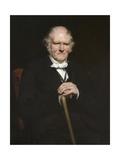 Alexander Monro Giclee Print by Sir John Watson Gordon