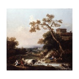 Landscape Giclee Print by Francesco Zuccarelli