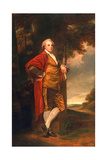 Jeremiah Milles, 1780-83 Giclee Print by George Romney