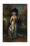 Juliana (Howard), Baroness Petre, 1788 Giclee Print by Thomas Gainsborough