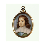 Charles II as a Boy Giclee Print by David Des Granges