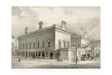 Assembly Rooms, Bath, C.1883 Giclee Print by R. Woodroffe