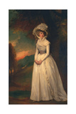 Penelope Lee Acton, 1791 Giclee Print by George Romney