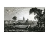 St George's Church, Rams-Gate, Engraved by Thomas Garner, 1830 Giclee Print by George Sidney Shepherd