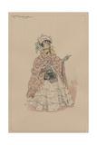 Mrs Pardiggle, C.1920s Giclee Print by Joseph Clayton Clarke