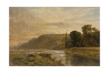 On the Arun, 1878 Giclee Print by George Cole