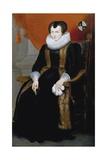 Old Lady Giclée-Druck von Cornelis de Vos