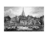 Gravesend, Engraved by Josiah Henshall, 1832 Giclee Print by Joseph Fussell