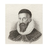 John Napier of Merchiston, 8th Laird of Merchistoun, 1825 Giclee Print